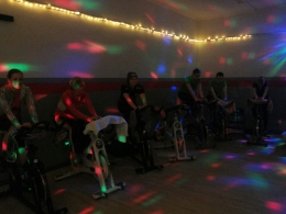 Indoor cycling 1