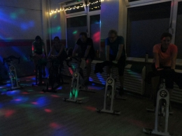 Indoor cycling 2