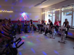 Indoor cycling 3