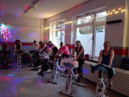 Indoor cycling 4